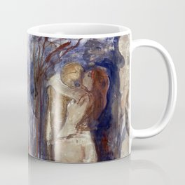 Death and Life by Edvard Munch Coffee Mug