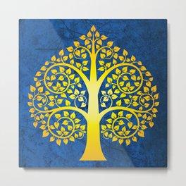 Bodhi Tree0102 Metal Print