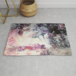 Hades and Persephone: First encounter Rug