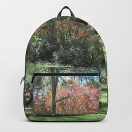 Getting Lost in a Day Dream Backpack