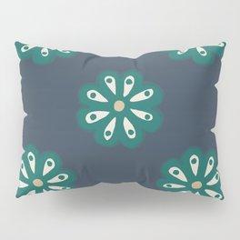 Scandi Daisies Pillow Sham