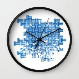 lawnchair Wall Clock