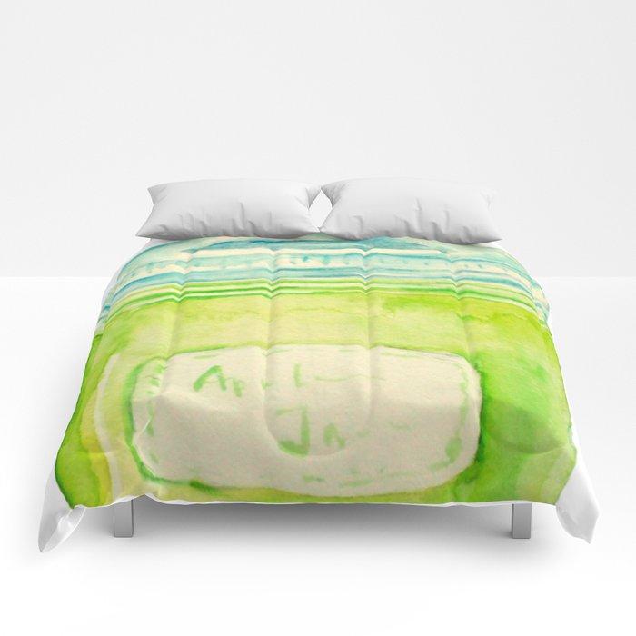 Apple Jam Comforters