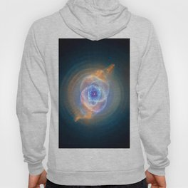 Cat's Eye Nebula Hoody