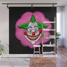 Killer Klown From Outer Space Wall Mural