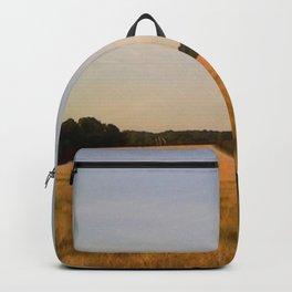 Wheat field Backpack
