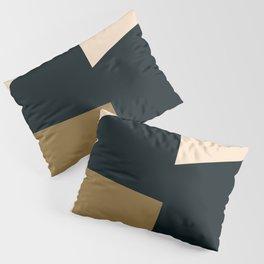 High contrast abstract Pillow Sham
