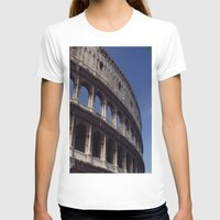 rome T-shirts featuring Rome by  Eggplant