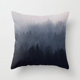 Travel of Fulfillment Throw Pillow