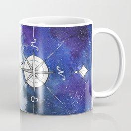 Anchor and the horizon Coffee Mug
