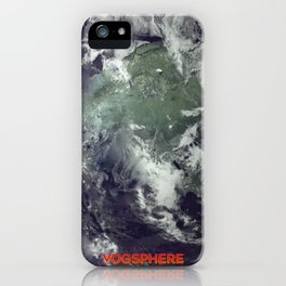Vogsphere - Hitch hikers Guide to the Galaxy iPhone Case