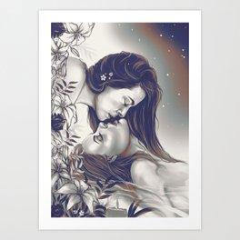 Water Of Life Art Print