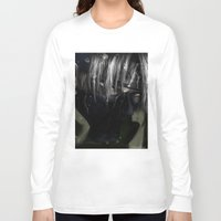 kakashi Long Sleeve T-shirts featuring Hatake Kakashi by Raquel Rojas Gómez