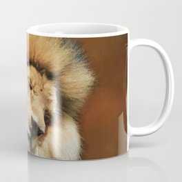 Sleeping Beast Coffee Mug