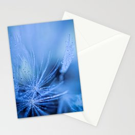 Dandelion fluff Stationery Cards
