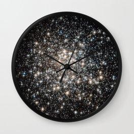 Messier 107 Wall Clock