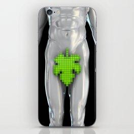Digital Adam iPhone Skin