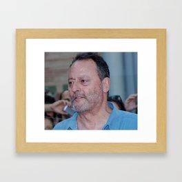 JEAN RENO Framed Art Print