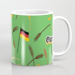 Oktoberfest Pattern Coffee Mug