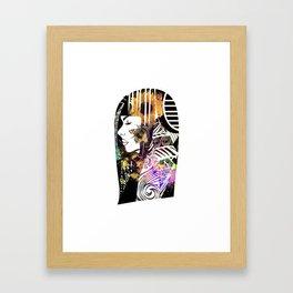 Fantasy girl 2 Framed Art Print