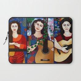 Violeta Parra collage Laptop Sleeve
