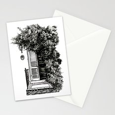 Old Town Door #1 Stationery Cards