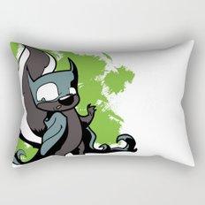 Batskunk 2 Rectangular Pillow