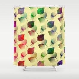 Autumn Sprinkle Shower Curtain