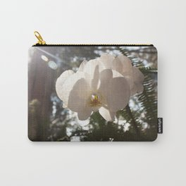 Sunlit Orchid Carry-All Pouch