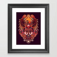 The Beauty of Papua Framed Art Print