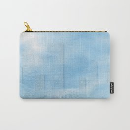 City in the Sky Carry-All Pouch