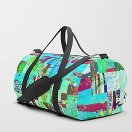 My Thoughts Clearly Duffle Bag