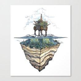 Reclaimation Canvas Print