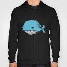 blue whale Hoody