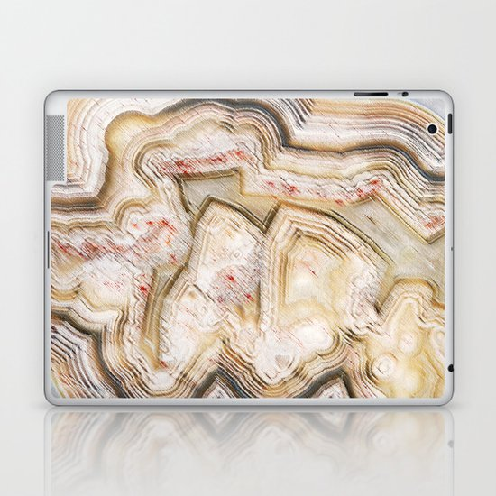 Marble Natural Laptop & iPad Skin