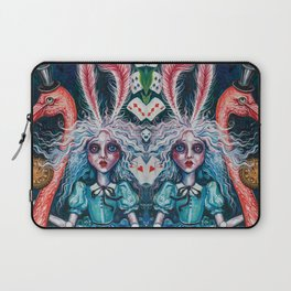 Escape to wonderland Laptop Sleeve