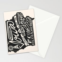Not That Bad Stationery Cards