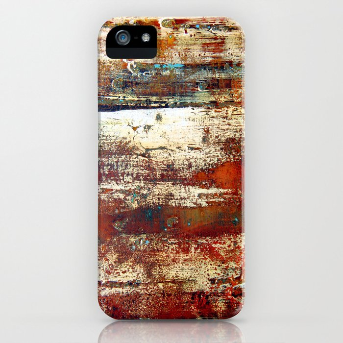 Rusty iPhone Case