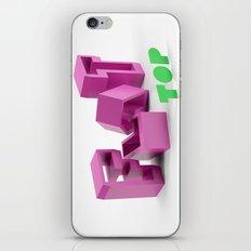 Flat Top iPhone & iPod Skin