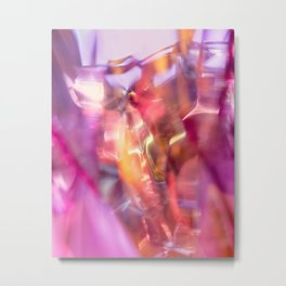 Pink Shine Metal Print