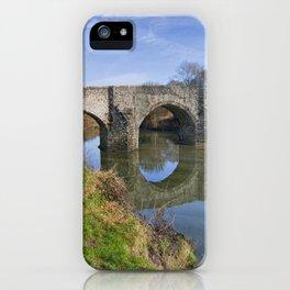 Teston Bridge iPhone Case