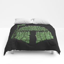 Crocodile Boba Fett Comforters