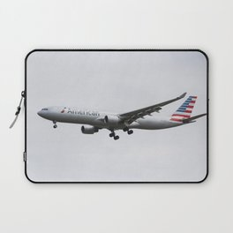 American Airlines Airbus A330 Laptop Sleeve