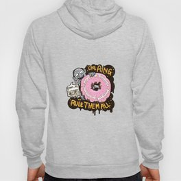 Lord of the Donut Rings Hoody