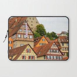 Traditional medieval German houses Laptop Sleeve