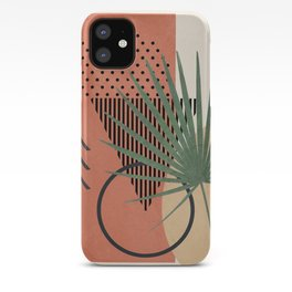 Nature Geometry II iPhone Case