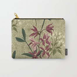 Orchids No.3 Carry-All Pouch
