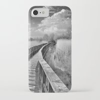 bridge iPhone & iPod Cases featuring Bridge by Guido Montañés