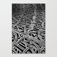 Industrial Whimsy Canvas Print