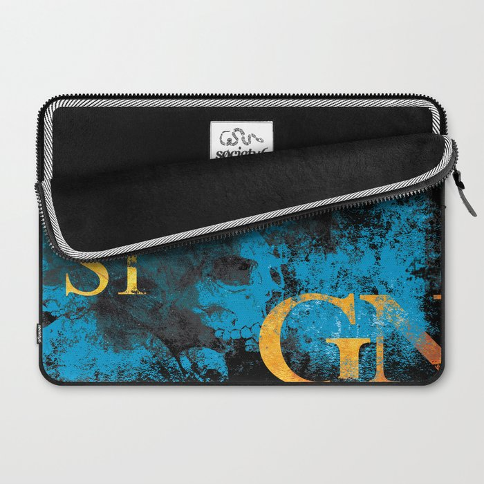 Design is Art Laptop Sleeve